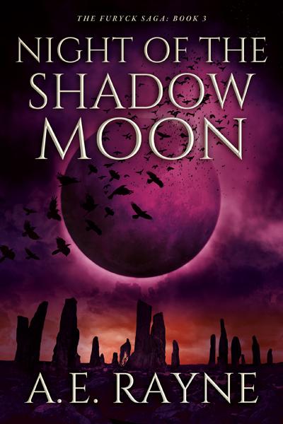 Night of the Shadow Moon (Book 3)